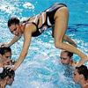 Yayda dəniz qışda hovuz